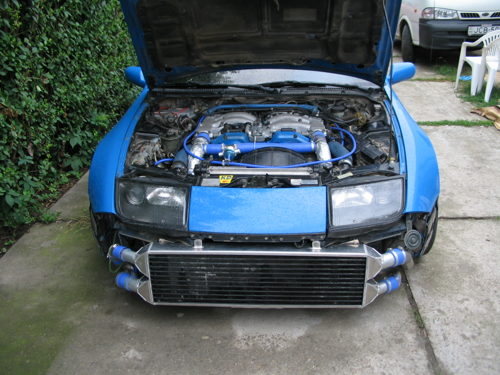 Nissan 300zx Twin Turbo Intercooler