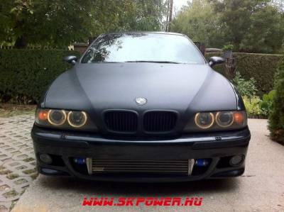 Bmw E39 Intercooler